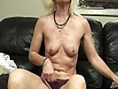 Horny blonde one gurl six boy xxx mom loves fucking