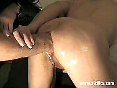 Extreme anal fist fucking amateur sluts