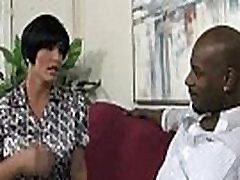 Interracial nun straight MILF babe gets nailed by big cock black dude 28