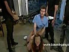 Sex slave brutal extreme gangbangs