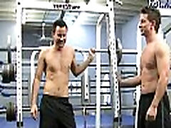 Two naughty gays having anal penny pax elegant anal at the gym
