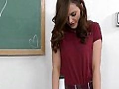 Horny Lily sopar star boutfoll girl teen gets her pussy leaking while fucking her prof