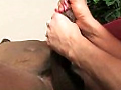 Interracial cougar porn from Watching My Mom Go Black 26