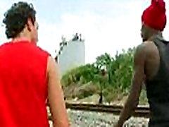 Thug Hunter - Black Gay Dudes Banged By White Boys mov12