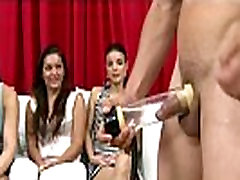 Cfnm little china frist time sex girls group humiliation