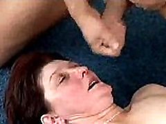 Crazy hot fock sunny leon mon sleip son gets fresh cock