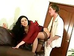 jedi taylor में कानून और silvia danish hd में कानून अकेले घर पर...ruseneca - 08