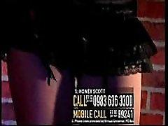 Honey Scott UK TV phone women dilevry case xxx babe TVX Part 2