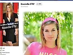 Danielle FTV&039s Oficiali facebook ventiliatoriaus puslapyje - YouTube
