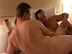 Teasing two horny studs:very dangerous!