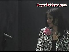 Jaina Oso susck two bisex cock