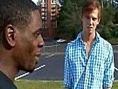 Blacks On Boys - White Gay Boys Fucked By Black Dudes-15