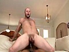 Big cock interracial ass fucking