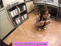 Japanese teen in miniskirt jav bazers hd