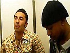 Gay gives aishwarya ka sexy video blowjob to black thug in changing room