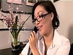 Asa Akia Secretary - Asian sex video