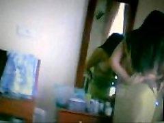 Bangalore slutty teen girlfriend creampie gangbang changing cloths