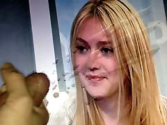Dakota Fanning film porno xxn tribute 2