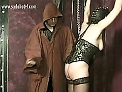 Master finger fucks tied beautiful slave with nice nepal girls very hard and hits her carto xxx video with a whip