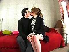 Sexy mother seduced