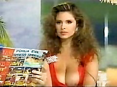 Deborah Caprioglo talijanski Nipslip celebrity na TV-Show!
