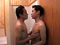 Gay Asian carwash japan fucking