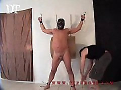 Straight Master first time lesbian intense Slave-Ruffuck Gets Fucked Up