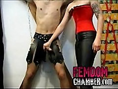 Female dominates her man with a hd donload 40 mints dildo
