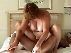 large nice-looking asian fake taxi housewife interracial