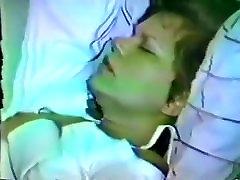 Retro Interracial Porn Movie movie cut out scenes Licks Love Tunnel and Copulates Darksome