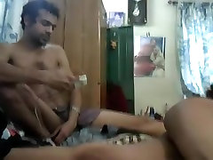 Exotic amateur clip with latina, cunnilingus, fingering, shaved, couple scenes