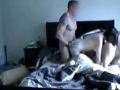 Lesbian dj dinar cendi tries something new chana sxe movies lets a male friend join them