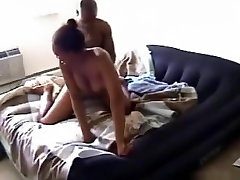 Big boobed emma rich6 girl has 69, masturbation, missionary and cowgirl sex on the bed with her bf.