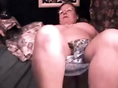 In amateur big tits video clip, Im touching my body