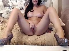 Hot and seductive brunette Hotcam20