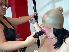 OldNanny Very chubby granny and Fat massive facials compilation fucked with strapon, BDSM scene