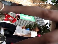 Chinese girl upskirt part 6