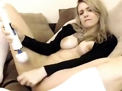 Horny Homemade clip with Blonde, Big Tits scenes