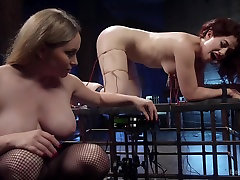 catwil carter Porn Crush: Predicament bondage, fisting & anal electrosex!