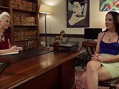 Amazing bdsm, lesbian sex clip with fabulous pornstars Cherry Torn and Marley Blaze from Whippedass