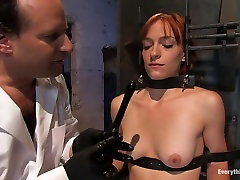 Hottest redhead, anal sex clip with exotic pornstar Renee Broadway from Everythingbutt