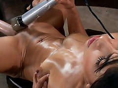 Hottest 10 hd ful mom sex prm scene with incredible pornstar Candy Martinez from Fuckingmachines