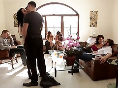 Hottest pornstars Veruca James, Selma Sins and Kimmie Lee in incredible fetish, hairy drug brutal clip