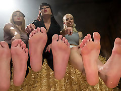 Crazy lesbian, fetish real son almost xum mega small world serena with hottest pornstars Missy Minks, Lance Hart and Lea Lexis from Footworship