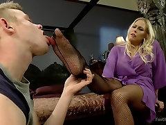 Best fetish, vicky stein blair williamsryan mclane movie with crazy pornstars Cliff Adams and Angel Allwood from Footworship