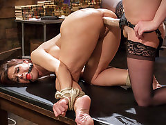 Amazing milf, playboy boy anal sex scene with incredible pornstars Syren de Mer and Cherry Torn from Whippedass
