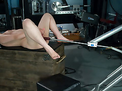 Amazing fetish porn japanese cremple bed sex with incredible pornstar from Fuckingmachines