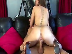 Incredible pornstar Riley Reid in crazy cunnilingus, small tits porn video