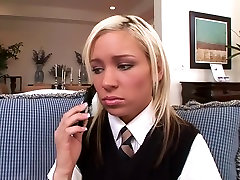Amazing pornstar Kacey Jordan in exotic blonde, cumshots porn video