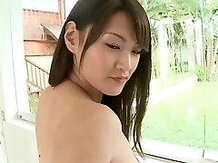 Breasty bikini playgirl lotion massage